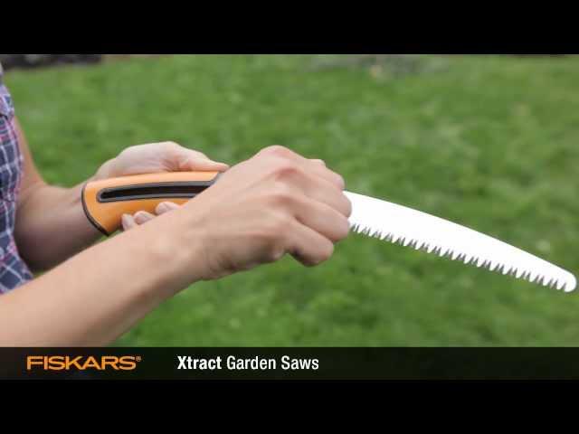 Fiskars Xtract™ kerti fűrész SW75 - L - 1000614