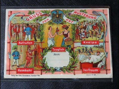 Wertvoll oder nicht: Wert von Ansichtskarten und Postkarten schätzen. Ansichtskarten Sammler Infos