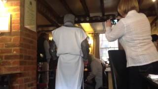 preview picture of video 'Mummers at The Fountain Inn, Whiteparish'