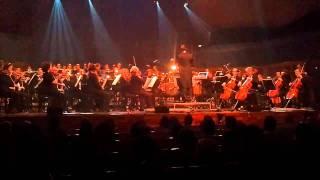 Metropole Orchestra - Intro of Basement Jaxx Show