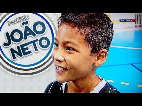 Garoto de apenas 11 anos que foi tirado do Corinthians