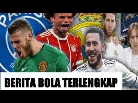 Hazard Resmi Ke Madrid, Bale Merapat Ke Inter Milan | BERITA BOLA TERBARU