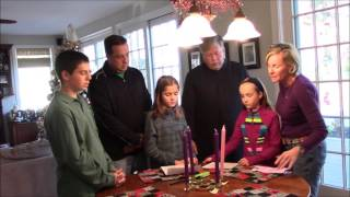 Advent Season - How To Make An Advent Wreath