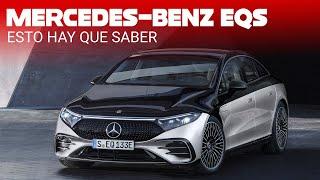 Mercedes-Benz EQS: 2.5 toneladas de lujo puro, poder y tecnología que marcará el paso