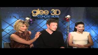 Glee Cast  Dianna Agron      THE BIGGEST FLIRT