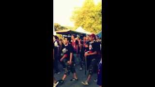 preview picture of video 'Chant Boys Of Straits @ Stadium Lumut'