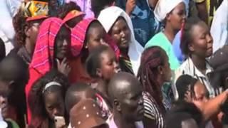 President Uhuru, DP Ruto lead Jubilee campaigns in Murang'a
