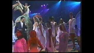 JON SECADA - WHERE DO I GO FROM YOU - MISS UNIVERSE 1995