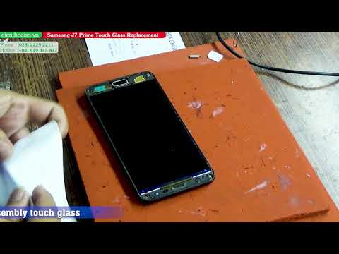 Download Samsung J7 Prime Replacement Glass Video 3GP Mp4 FLV HD Mp3