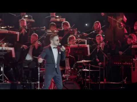 Brandon Stone (Брендон Стоун) - Feeling Good. Live With Orchestra