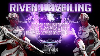 Riven Challenge - Destroy 3 Vruush Turrets while in Archwing