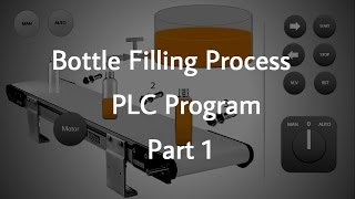 Plc programming for automatic tank filling system in process bottle filling process plc program part 1 ccuart Image collections