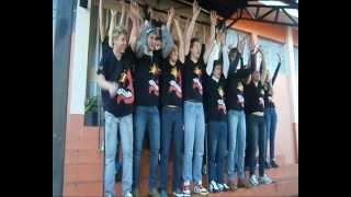 preview picture of video 'Gincana Unijuí Minha Escola é Dez 2012 - E. E. E. Básica João XXIII'