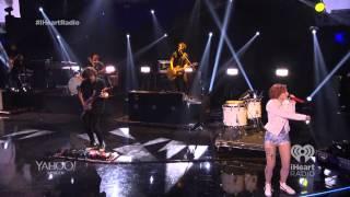 Paramore - Still Into You - !Heart Radio Festival 2014 [HD]