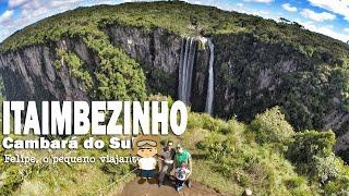 Itaimbezinho [Cambará do Sul - RS] Felipe, o pequeno viajante