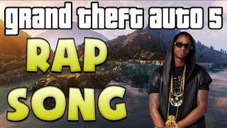 GTA 5 RAP SONG! - Trevor, Michael & Franklin RAP! (2 Chainz / Where you been PARODY!)
