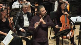 Israeli songs - Song of the Flute part 2, Frédéric Chaslin, Noam Buchman, JSO
