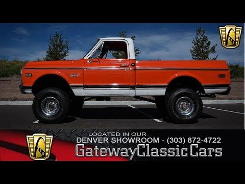 1970 Chevrolet C10 for Sale - CC-1019951