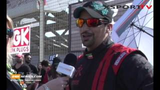 Dubai 24h 2016 - Grid interview