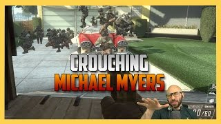 Crouching Micheal Myers - Save Yourself | Swiftor