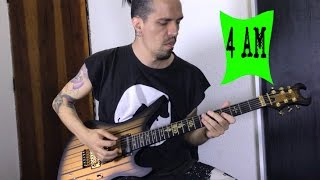 Avenged Sevenfold 4 AM - All Guitars (covered by REVenged)