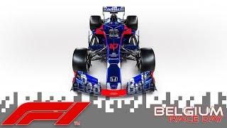 F1 2018 - Race Day - BELGIUM (Online Season)