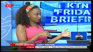 Friday Briefing : Guest Anchor Caren Kaz who runs a centre for abandoned kids 23/12/2016