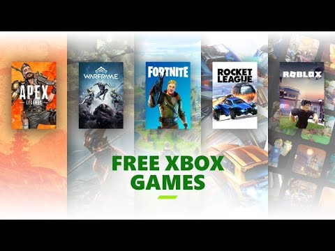 XBOX Players Can Now Play Fortnite For FREE! (Play Free-To-Play Games WITHOUT XBOX Gold)