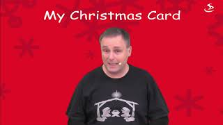 My Christmas Card by Kevin Welch