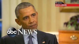 Obama on Vladimir Putin