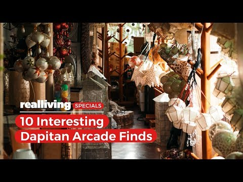 Dapitan Arcade Finds