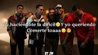 A solas remixAnuel AA ft LunayLyannoBrytiagoAlex Rose