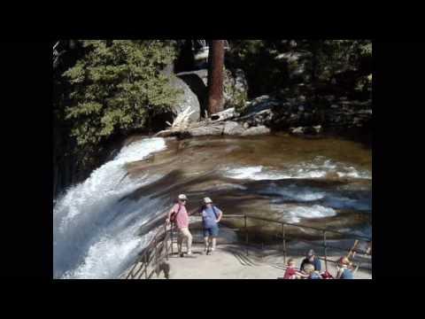 Bike Tour of Eastern Sierras and Yosemite