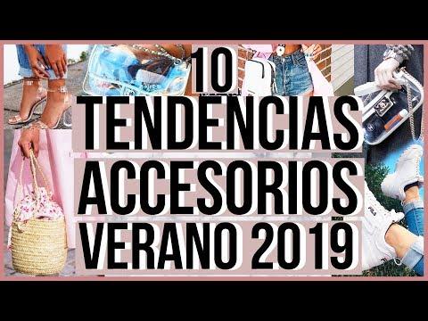 10 TENDENCIAS ACCESORIOS VERANO 2019 | sophilosophie