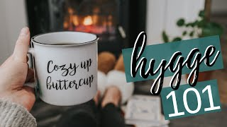 HOW TO CREATE A HYGGE HOME // Hygge Lifestyle For Beginners