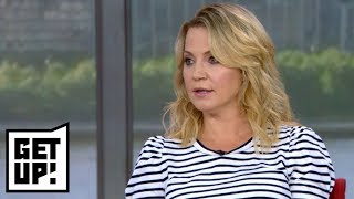 Michelle Beadle: Sterling Brown police tazing is the 'point of the protests' | Get Up! | ESPN - dooclip.me