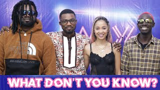 What Don't You Know? Bosom P-Yung Vs Sister Derby Vs Lord Paper