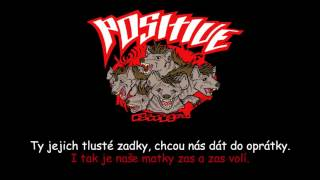 Video Positive - Město (Lyric video 2015)