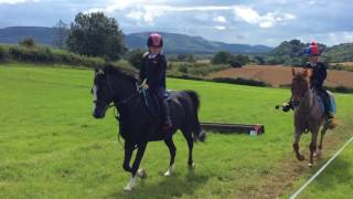 Cleveland Pony Club Camp Part 1 2017