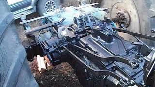 Покраска трактора мтз 80 часть 1