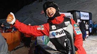 スキーモーグルW杯遠藤尚自己最高に並ぶ2位に