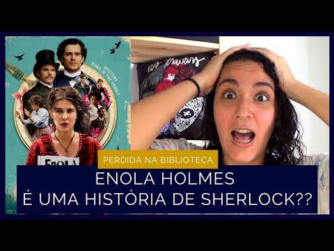 Enola Holmes: Crítica Adaptação da Netflix   Perdida na Biblioteca