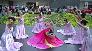 Dresses Change Color Chinese Dance From Ling Yun Rising Star