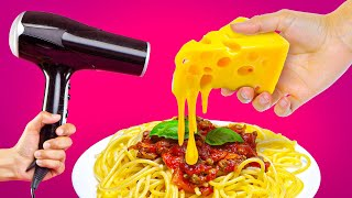 35 MOUTH-WATERING RECIPES FOR REAL FOODIES || 5-Minute Fast Food Recipes!