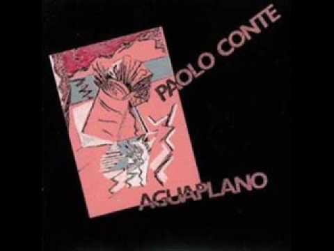 , title : 'Aguaplano - Paolo Conte'
