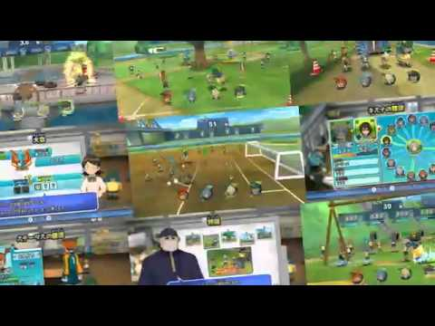 Видео № 0 из игры Inazuma Eleven: Strikers (Б/У) [Wii]