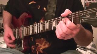 AC/DC-WAR MACHINE-RHYTHM GUITAR