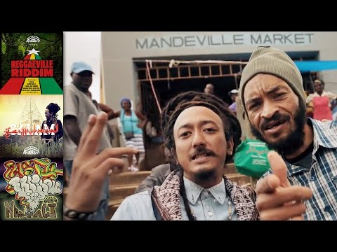 Ras Muhamad feat. Naptali - Farmerman [Reggaeville Riddim | Official Video 2015]