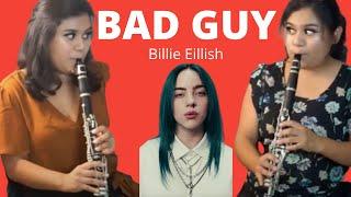 bad guy - Billie Eilish (Clarinet Cover)