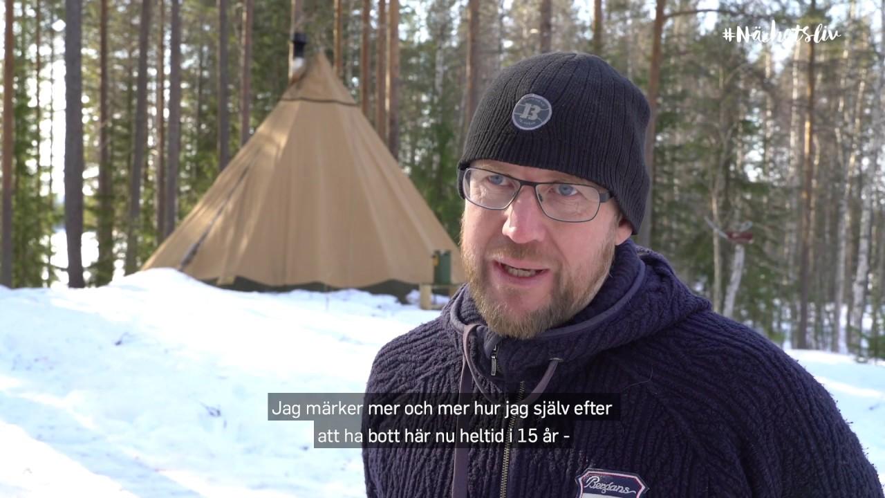 Fredrik Bromans närhetsliv